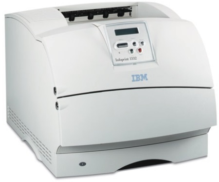 IBM INFOPRINT 1000J DRIVERS