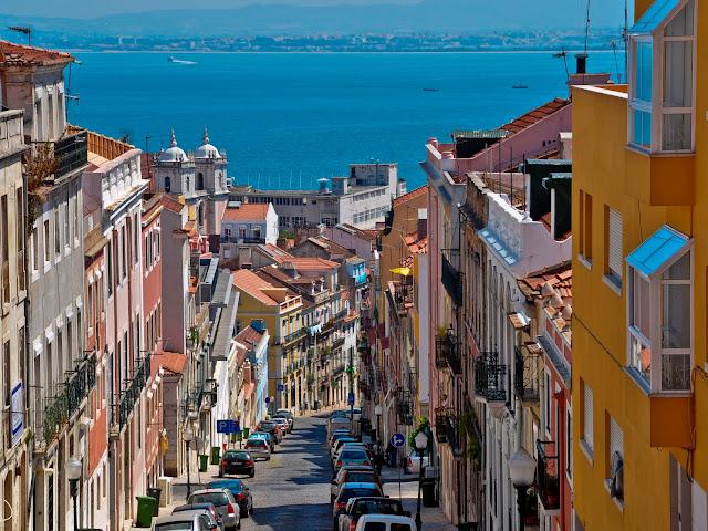 Tempo de avião até Lisboa