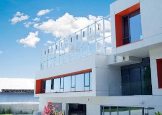 Biurowiec Consultronix z fasadami od Effectora