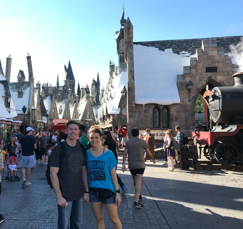 Universal Studios Florida, Wizarding World of Harry Potter, Hogsmeade