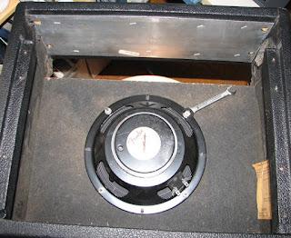 "Fender 8"" replacement speaker"