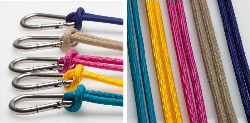 corde da montagna e moscehttoni per amache Doopy Design