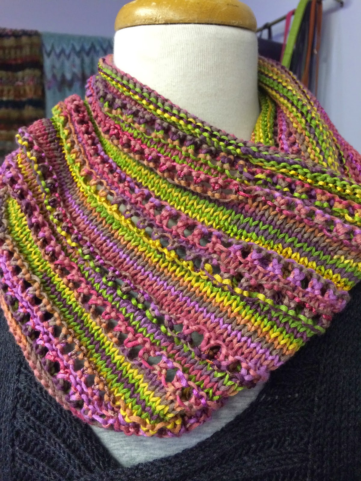 A Really Good Yarn Getting Ready For The Frolic