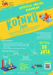 Lomba Karya Tulis Kreatif Nasional 2019 di OJK[28/06/2019]