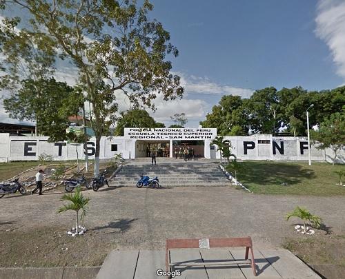 Escuela Técnico Superior PNP - ETS Tarapoto