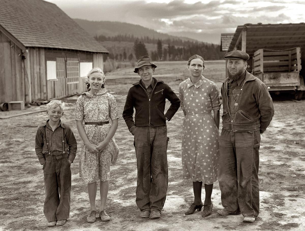 Reading into Mockingbird: The Great Depression