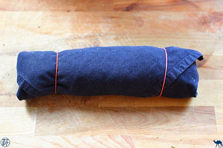 Le Chameau Bleu - Blog Voyage et Cuisine - Faire sa propre viande séchée - filet mignon séché - Saucisson fait maison
