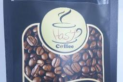 Kopi Robusta Asli Lampung HAST COFFEE