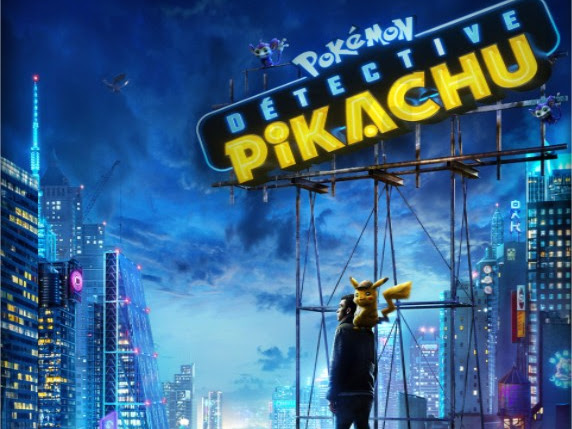 Pokemon, Détective Pikachu #cine