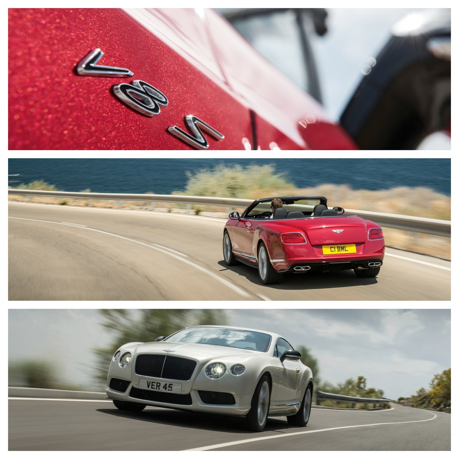 New Bentley Continental GT V8 S - Cars & Life
