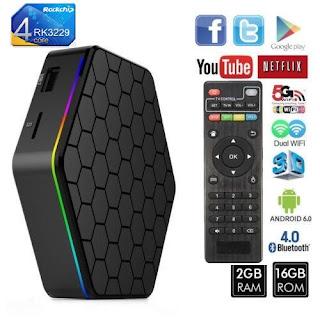 SARDINE Q3 BOX TV 2GB