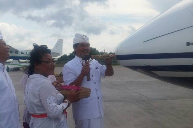 Bikin Geleng-geleng, Dicekal ke Luar Negeri Karena Kasus e-KTP, Setya Novanto Punya Jet Pribadi Anyar Yang Diruwat Adat Bali