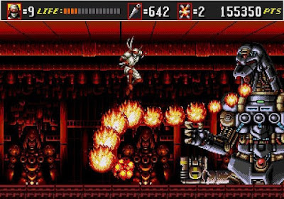 Shinobi III: Return of the Ninja Master+consola+portable+download free