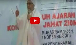 """[Video] Habib Achmad Zein Al Kaf: """"Bebaskan Kota Bangil dari Ancaman Syiah!"""""""