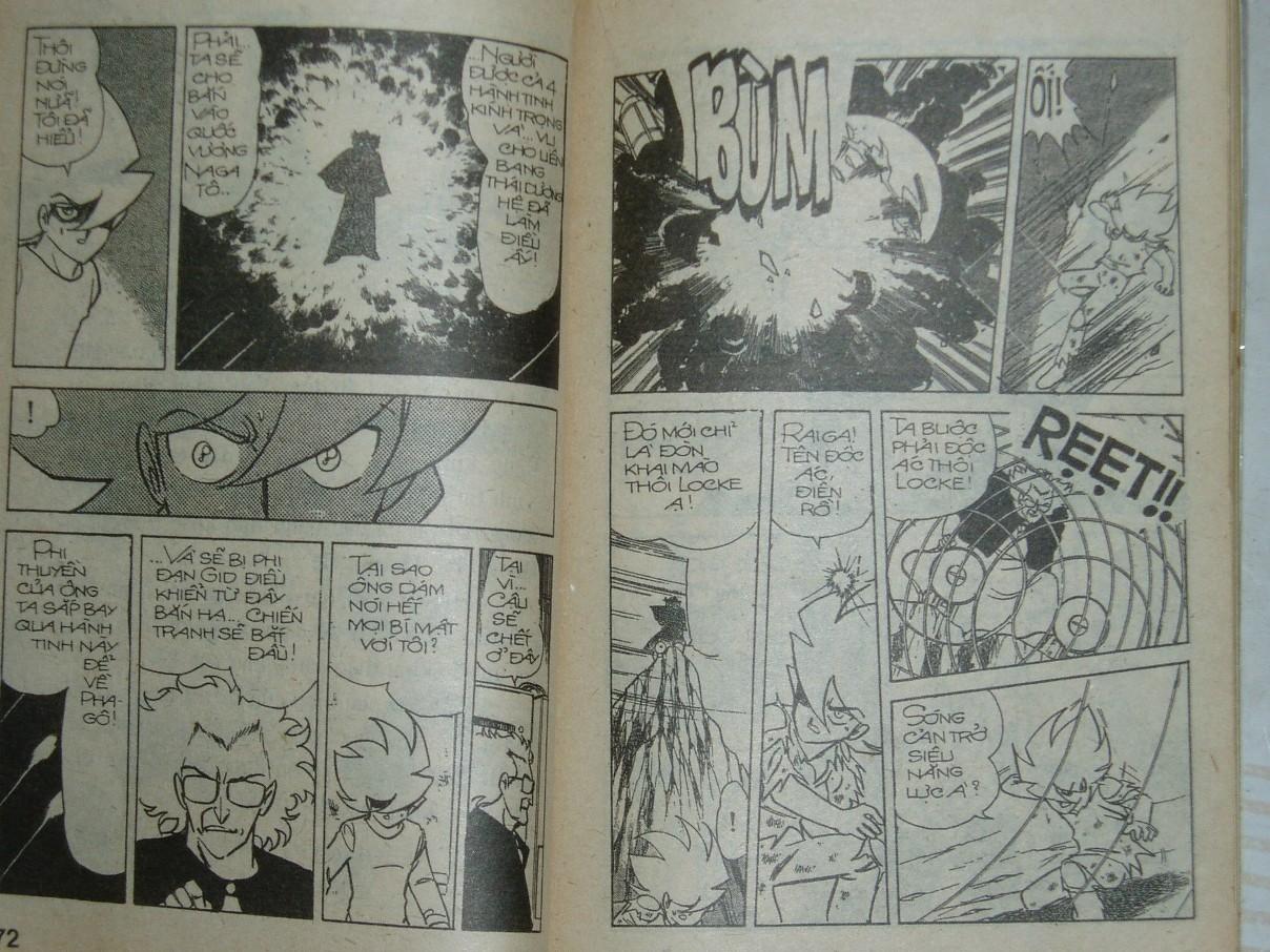 Siêu nhân Locke vol 10 trang 25