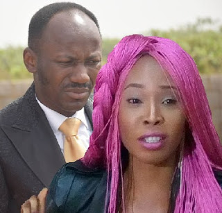 Apostle Suleiman and Stephanie Otobo
