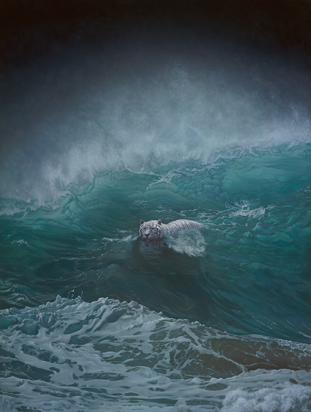 05-Solo-Joel-Rea-Paintings-of-People-and-Animals-in-Nature-www-designstack-co