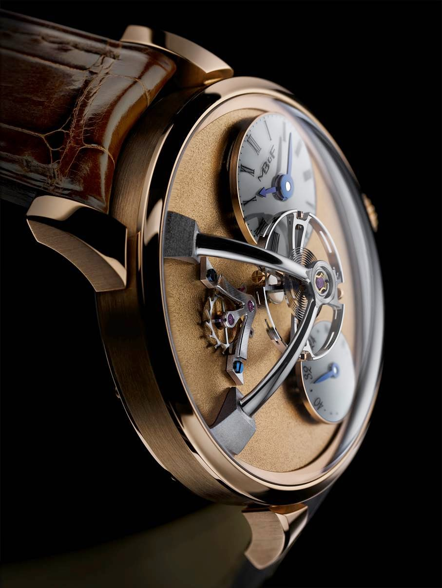 MB&F LM101 Frost Limited Edition2