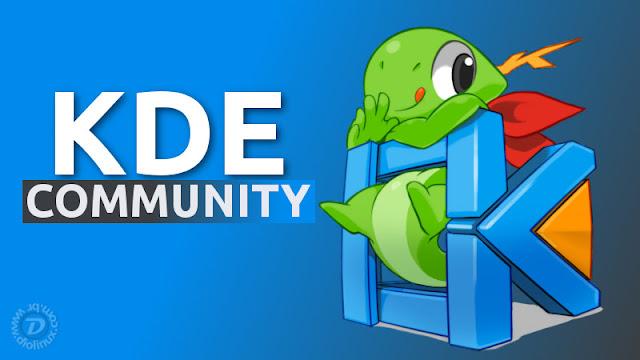 O futuro da comunidade KDE