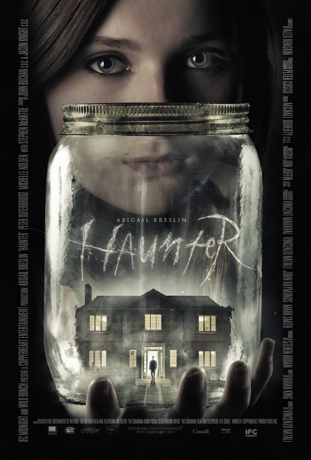 Haunter (2013) ταινιες online seires oipeirates greek subs