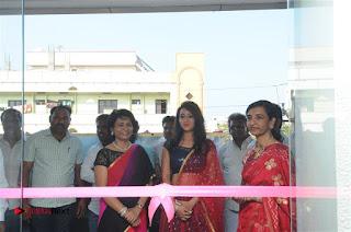 Telugu Actress Bhanu Sri Stills in Lehenga Choli at Anoo's Salon Launch at Ongole  0015.jpg