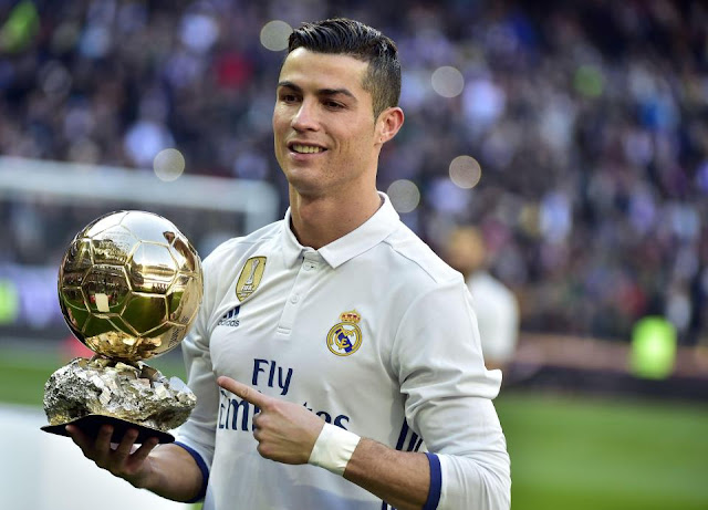 Zidane: Ronaldo Pantas Raih Lebih Dari 4 Ballon d'Or