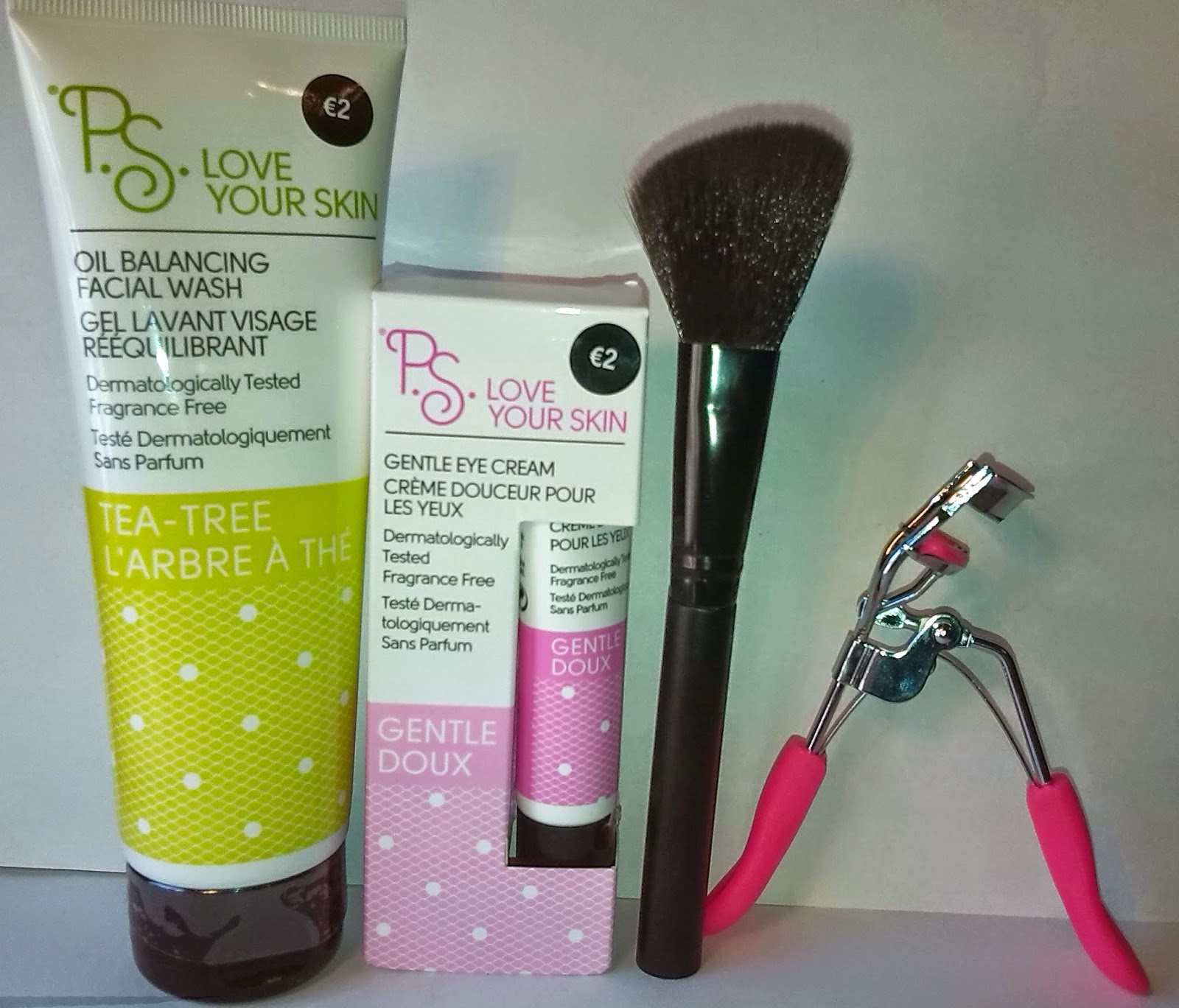 Productos Cosmeticos de P.S. Love (Primark)Vol.2
