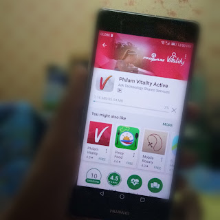 PHILAM Vitality Active Mobile App: Your Guide to a Healthier Lifestyle