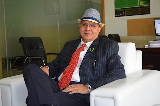 Mr. Arvind Bali, CEO Videocon Telecom