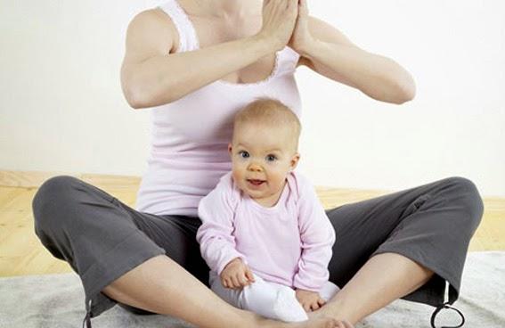 ejercicios postparto