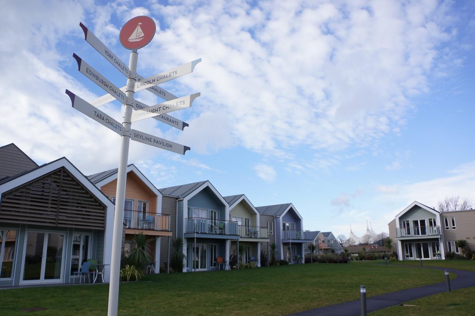butlins minehead west lakes village signs