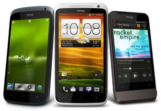 Best SmartPhones 2012: HTC One series