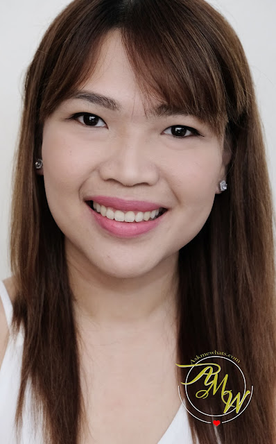 a photo of Avon True Perfectly Matte Lipsticks review in shades Mauve Matters, Pure Pink, Electric Pink,  Spendidly Fuchsia and Rose Awakening by nikki tiu