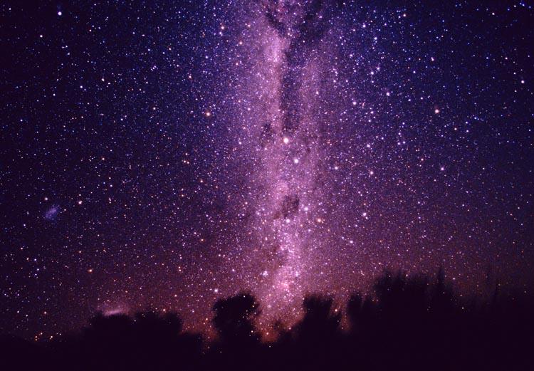 Stars Desktop Wallpaper Hd Miracles Happen Milky Way Makes Way