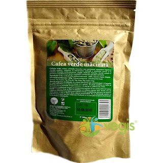 Cumpara de aici  Cafea verde macinata Green Coffe