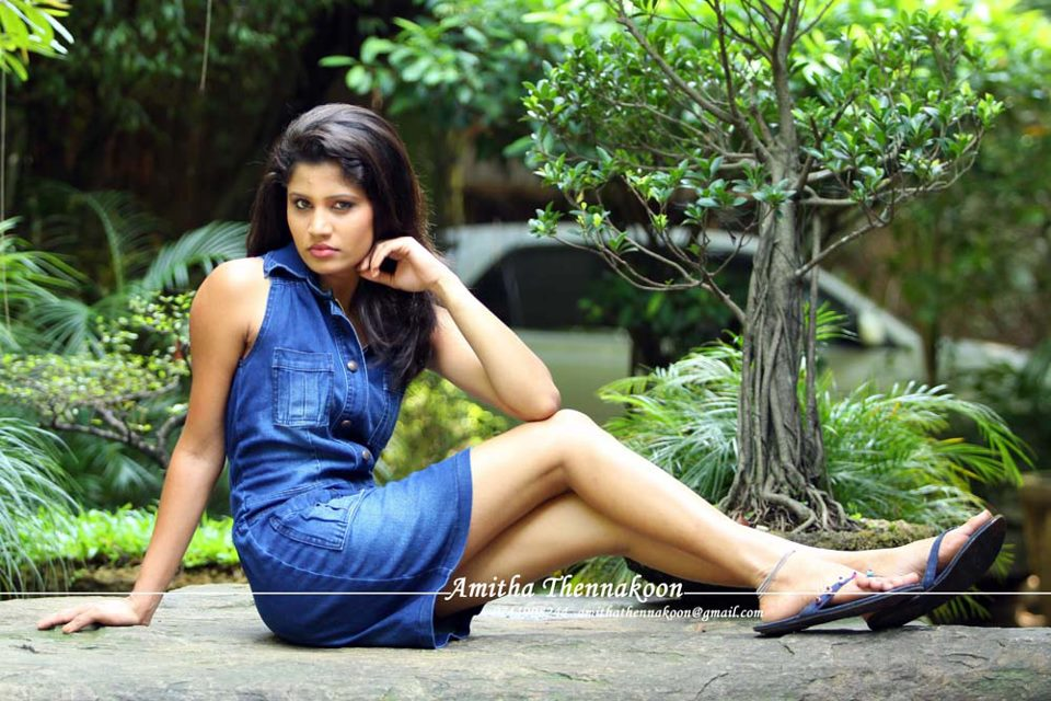 Hot And Sexy Sri Lanka Actress Dilni Lakmali New Photos ~ the universe of actress