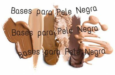 Bases para pele negra final e ... Por: Marcia Nunes