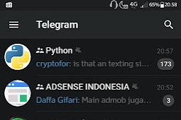 Kumpulan Tautan Group dan Channel Telegram Berbagai Macam Kategori