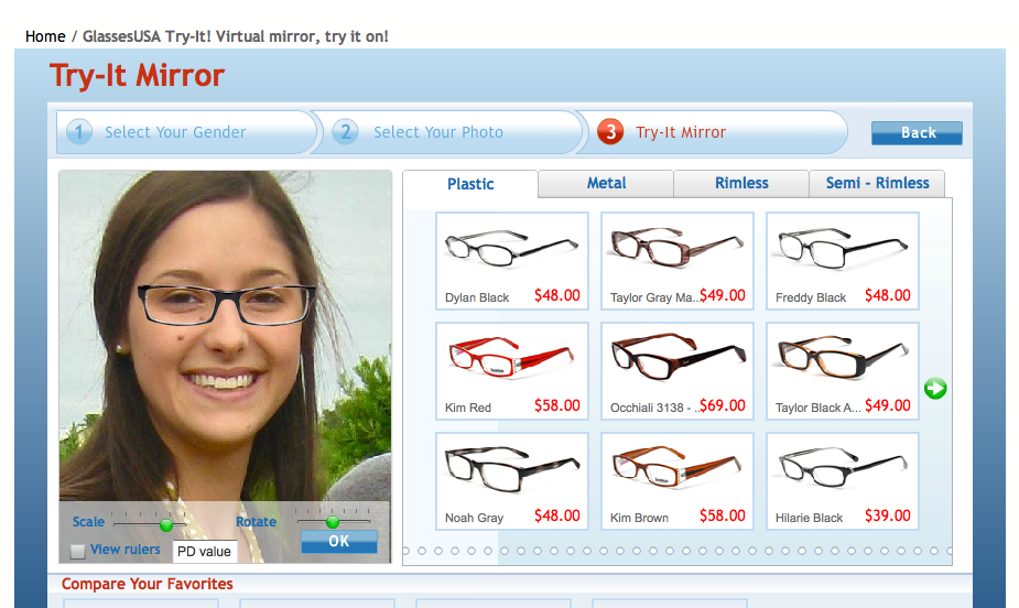 9789fe4471f It s hard to buy glasses online without trying them on