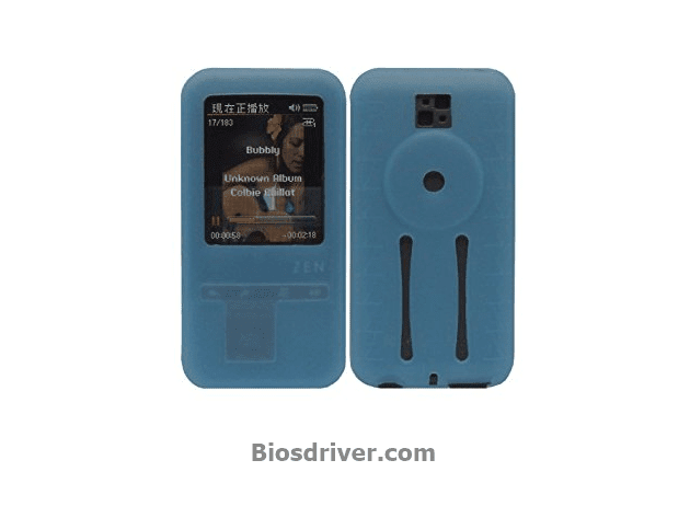 Creative ZEN Style 300100 MP3 Player Firmware Download
