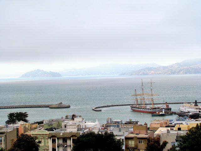 bay - San Fransisco - California - USA