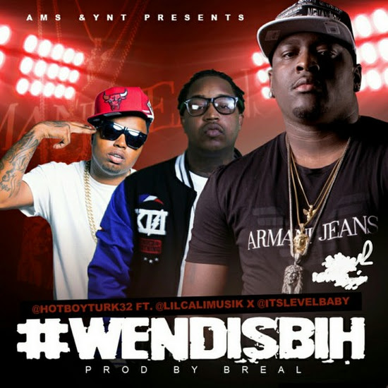Turk - #WeNDisBih (Feat. Lil Cali & Level)