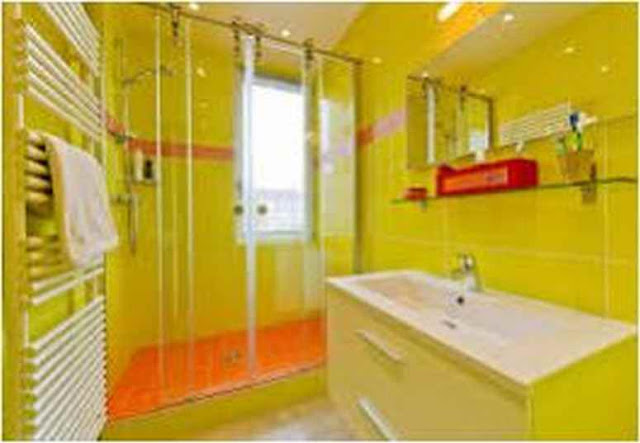 Soft Yellow Bathroom Ideas HD OK10