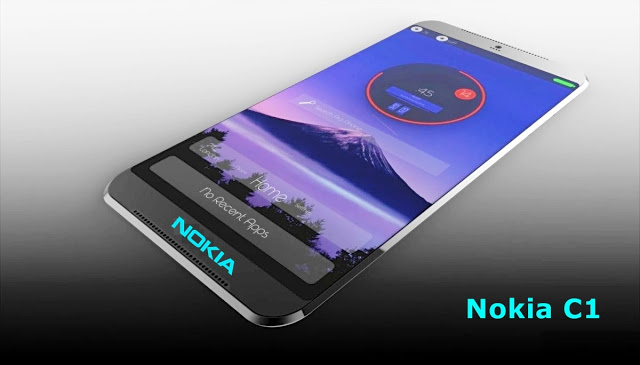 More About Nokia C1