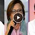 Sen. Cayetano slams De lima and Gascon for 'Efforts to Discredit' Duterte admin