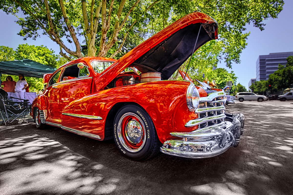 Rick Williams Photography: 1948 Pontiac Torpedo