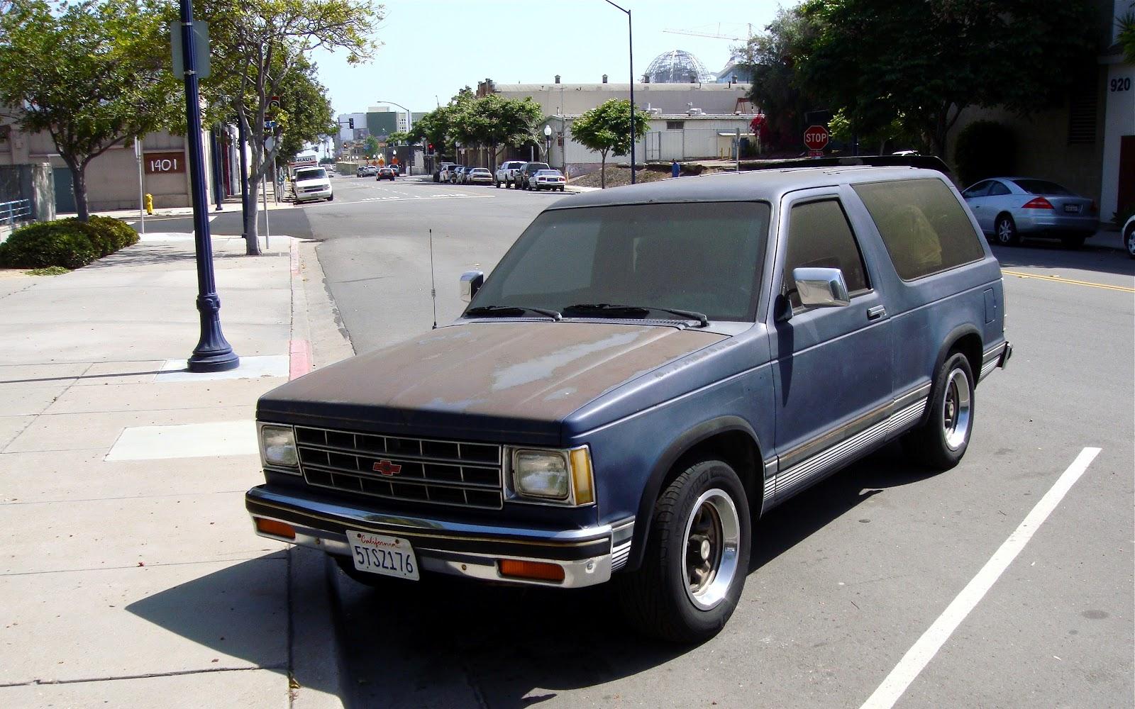 medium resolution of 1987 chevrolet s10 tahoe