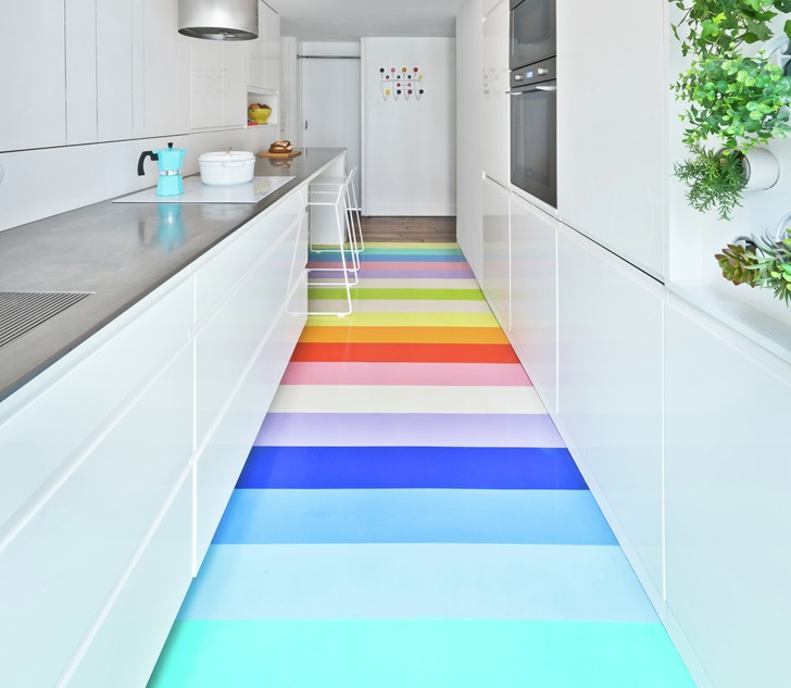 Permanent Paint For Tiles In Kitchen