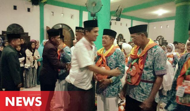 Camat Libureng, Calon Jemaah Haji, Calhaj