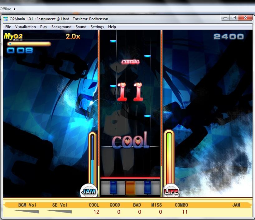 o2mania offline english version